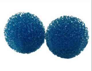 Filter Media cross sponge ball for water treatment